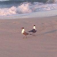 Photo taken at Broadway Beach by Heather B. on 5/11/2014