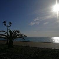 Снимок сделан в Пляж Олимпийского парка пользователем Natalia Z. 12/29/2017