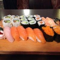 Photo taken at Sushi Sano by Lore on 6/10/2015
