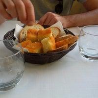 Photo taken at Aurora Ristorante, Pizzeria by Kis H. on 8/18/2013