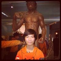 Photo taken at Museum Manusia Purba Sangiran by Arifin P. on 8/1/2013