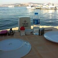Photo taken at Kıyı Restaurant by Şebnem🎀 on 10/14/2012