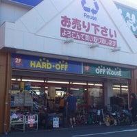 Photo taken at ハードオフ/オフハウス 小金井店 by Gen G. on 10/13/2012