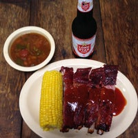 Photo taken at Harris County Smokehouse by George M. on 12/21/2016