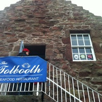 Photo taken at Tolbooth Restaurant by Philippe R. on 12/29/2012