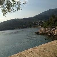 Photo taken at Rivera Beach Bar by Giorgos P. on 7/15/2013