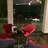 Photo taken at a.lounge by Marek S. on 1/22/2015