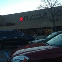 Photo taken at Macy's by Sruthi B. on 11/11/2012