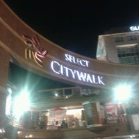 Photo taken at Select Citywalk by Rahul S. on 10/1/2012