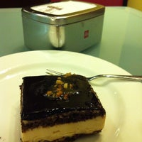 Photo taken at Pasticceria Irrera 1910 by Federico R. on 11/11/2012