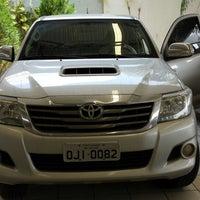 Photo taken at Tama - Toyota by Kairo G. on 11/5/2013