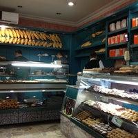 Photo taken at Tunahan Pasta Cafe by Mutlu Ç. on 2/16/2013