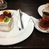 Photo taken at Tunahan Pasta Cafe by Mutlu Ç. on 2/9/2013