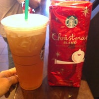 Photo taken at Starbucks by Eric H. on 12/4/2012