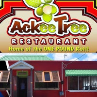 Photo taken at Ackee Tree Restaurant by Ackee Tree R. on 7/30/2016