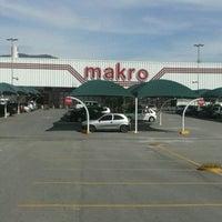 Photo taken at Makro by Rodolpho F. on 12/11/2012
