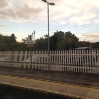 Photo taken at Pewsey Railway Station (PEW) by Ricky K. on 8/15/2013