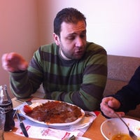 Photo taken at Baydöner by Ali K. on 12/15/2012