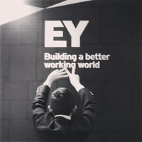 Photo taken at Ernst & Young by Zac M. on 9/11/2013