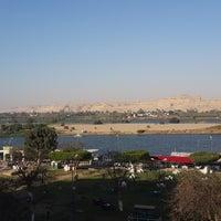 Photo taken at King Akhenaton Luxurious Hotel by Pompoo O. on 3/22/2015