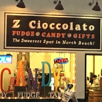 Photo taken at Z. Cioccolato by Scott R. on 8/16/2017