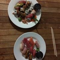 Photo taken at Soy Sushi Bar by Scott R. on 11/26/2015
