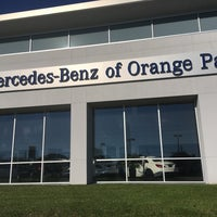 Photo Taken At Mercedes Benz Of Orange Park By Scott R. On 9/ ...