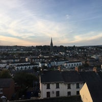 Photo taken at Derry/Londonderry by Daniele P. on 10/10/2016