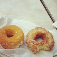 Photo taken at Mike's Donuts by Julia Forrest C. on 9/16/2012