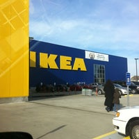 Photo taken at IKEA Atlanta by Nate A. on 12/27/2012