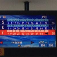 Photo taken at Bowling by Sinan Ö. on 3/5/2013