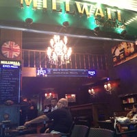 Photo taken at Millwall English Pub by Yıldırım F. on 7/18/2013
