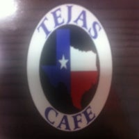 Photo taken at Tejas Cafe by Vico L. on 7/22/2013
