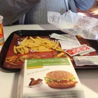 Photo taken at McDonald's by Melih Y. on 10/13/2012