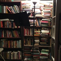 Photo taken at Unnameable Books by Nikkitha on 1/26/2013