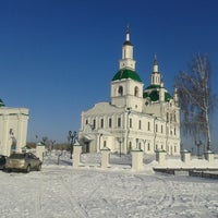 Photo taken at Сретенский Собор by Alexey S. on 3/3/2013
