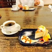 Photo taken at cafe ハナあかり by Takumi H. on 1/4/2017