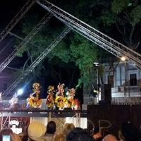 Photo taken at Feria de Mataderos by Gustavo B. on 1/27/2013