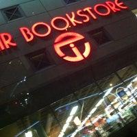 Photo taken at Jarir Bookstore by Rahda H. on 10/5/2012