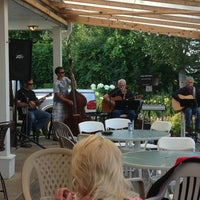 Photo taken at Waterfront Mary's Bar & Grill by Dan R. on 7/20/2013