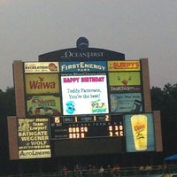 Photo taken at FirstEnergy Park by Ted P. on 7/27/2014