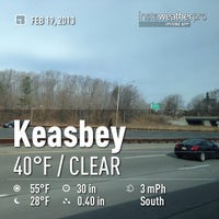 Photo taken at Keasbey by Ted P. on 2/19/2013