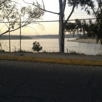 Photo taken at Lago de Guadalupe by Jem M. on 1/18/2013