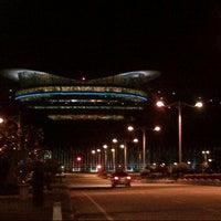 Photo taken at Putrajaya International Convention Centre (PICC) by Shilvia N. on 11/17/2012