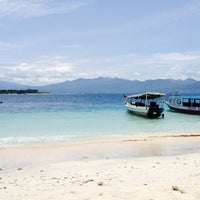 Photo taken at Gili Trawangan by Татьяна . on 2/16/2014