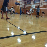Photo taken at Huntington Beach City Gym by Jessica H. on 1/29/2013