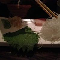 Photo taken at Yoshi Sushi by Asim J. on 11/9/2012