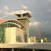 Photo taken at Juan Santamaría International Airport (SJO) by Francisco He Mo 《. on 6/23/2013