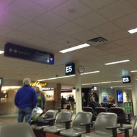 Photo taken at Gate E5 by Curtis M. on 3/1/2013