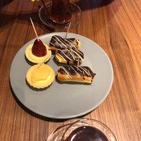 4/19/2017 tarihinde Nadide Y.ziyaretçi tarafından Appeteat Cafe&Patisserie'de çekilen fotoğraf